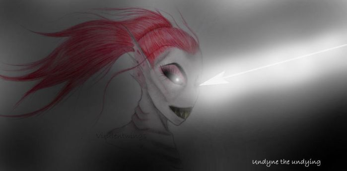 Undying by VirulentWings