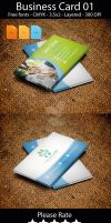 Card Business design 01 Pets by artgh