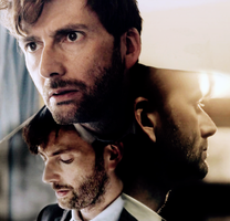 David Tennant (as Alec Hardy) - Broadchurch #1 by chiaratippy