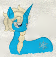 Elsa Pony by PuccaFanGirl