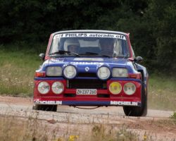 ::renault 5turbo:: by Banshee07