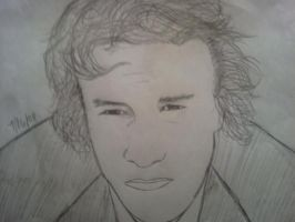 heath ledger close up by GrIMmJaW27