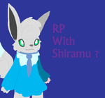 PKMN-Zaphary RP with Shiramu ? by NebulaWords