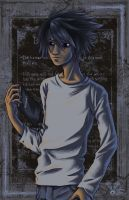 +..DeathNote-cged..+ by LainDragon