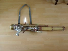 SteamPunk Annihilator by SteamPunk-Creator