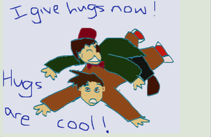 I Give Hugs Now by Gallifrey-Pirate