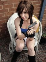 Jill Valentine by SamiEggPower