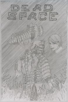 Dead Space Poster by Manga-Ka-Noah
