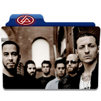 Linkin Park Folder Icon 2 by gterritory