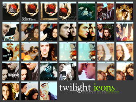 Twilight ICONS by Sx2