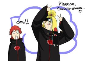 Sasori starts having doubts... by taiyoo