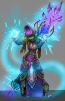 Vlores Frost Mage by NadiaLycaon