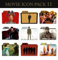 Movie Icon Pack 11 by jesusofsuburbiaTR