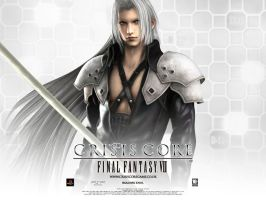 Sephiroth Wall paper by FinalHeartsClub