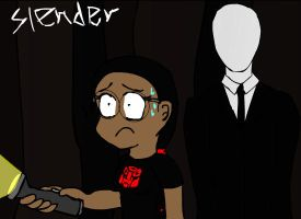 Slender by MidnightPrime