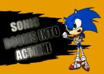 Sonic Makes A Big Boom by jules1998