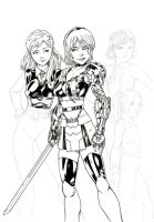 Final Costumes Preview by Variable-Edge