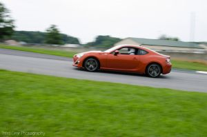 FR-S at Summit Point Track by ThirdGearPhotography
