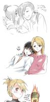 FMA doodles01 by inma