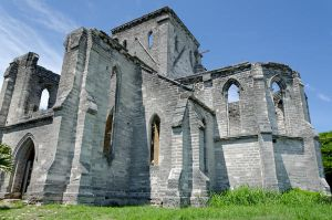 Unfinished Church in Bermuda 006 by FairieGoodMother
