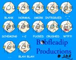 Bobfleadip Faces 1 by Bobfleadip