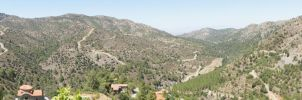 Troodos Mountains by longlivelol