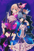 *ID 09* Alois and Ciel by ShiroChan92