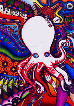 octopus by dGreebo