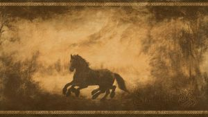 Sleipnir by PlaysWithWolves