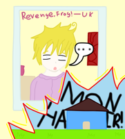 REVENGE FROG! by XEPICTACOSx