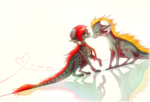 .: I Love You :. by Rorita-Sakura