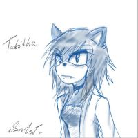 Tabitha the Panther by bleachfreak11