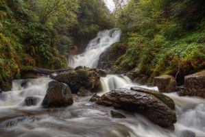 Torc Waterfall, Killarney by cprmay