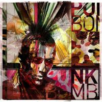 THE PUNK BOMB by gartier