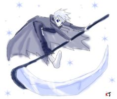 Jack Frost powers? by Axl01