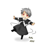 Prussia chibi by Ranginao