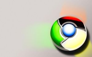 Google Chrome Wallpaper by CowBoyO