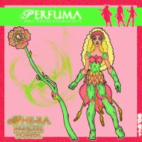 my Perfuma concept by OctobersDream