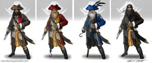 NATIONAL PIRATE DAY CONCEPTS! by RavenseyeTravisLacey
