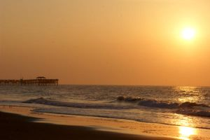 Myrtle Beach Sunrise 2 by andrewsgirl123