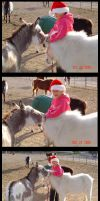 Lots of Horses III by blondy0262