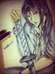 K Project: Yatogami Kuroh by IStealYourCookiesx3