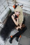 SeeU Sandplay by Saru-Cosplay