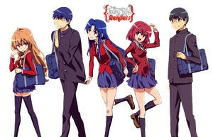 Toradora Render by FabyRM