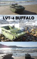 Second LVT 4 Field test by DingoPatagonico