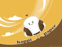 Happi Swoop Wallpaper by lafhaha