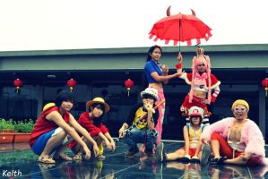 ONE PIECE Cosplay by Tamama0917