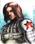 Winter Soldier Commission by ChrisMcJunkin