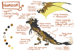 Dragon Hamzah Reference 2014 by AriiKnave