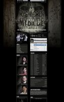Myspace: MyChildren MyBride by stuckwithpins